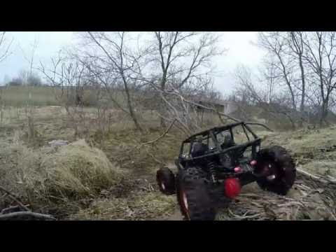 Wraith gopro video 3
