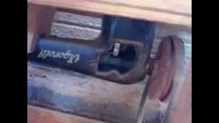 serra esquadrejadeira feita em casa