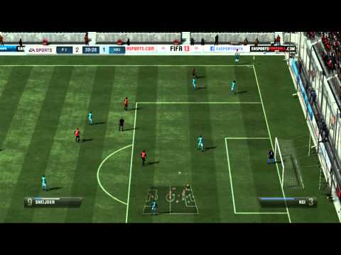 Let's Play FIFA 13 - Ultimate Team - Part #013 - Paar Skills mit Hybrid Team
