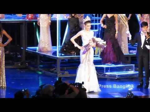 Miss Tiffany's Universe 2012 - The Finals - Part 5 The Winner
