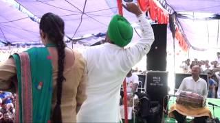 getlinkyoutube.com-Atma budhewal and miss aman rozi  live show part4