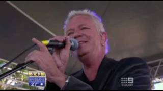 getlinkyoutube.com-Icehouse - Hey Little Girl (Live in Geelong 23/09/2011)