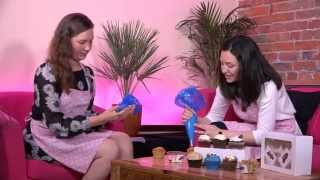 Cake Decorating - With Hey Little Cupcake part 2