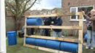 getlinkyoutube.com-Building a raft time lapse video