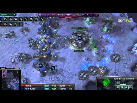 2013 GSTL S1 (Prime vs AxiomAcer) - MarineKing vs Ryung