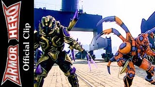getlinkyoutube.com-Armor Heroes Fight with the Three Monsters (2) - Armor Hero Official English Clip [HD] - 37
