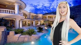 getlinkyoutube.com-HOUSE TOUR ! $2,000,000 HOUSE | Nicole Skyes