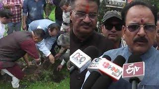 अजय भट्ट का हरीश रावत पर कटाक्ष 'कहा रावत अब संत की भूमिका में'