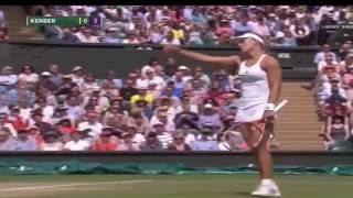 getlinkyoutube.com-Venus Williams vs Angelique Kerber Highlights 07/07/2016 Semi Final - HD