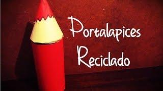 getlinkyoutube.com-Portalapices Reciclado (Manualidad 101)