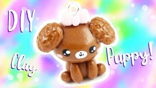 ♡ DIY cute PUPPY CHARM! ♡ | Kawaii Friday