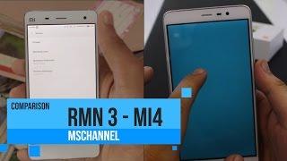 getlinkyoutube.com-MSmobile - Cuộc so găng giữa Mi4 và Redmi Note 3