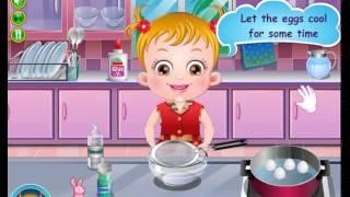 getlinkyoutube.com-Baby Hazel Diversión de Pascuas / Baby Hazel Easter Fun (Juegos infantiles)