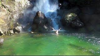 Trafalgar Falls, Dominica  / Nick & Friends Adventures: Movie 2