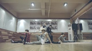 "getlinkyoutube.com-INFINITE ""Last Romeo"" Dance Practice"