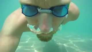 getlinkyoutube.com-Ezviz S1 Sport Cam - Nuotata in Acque Libere- Laigueglia 2015