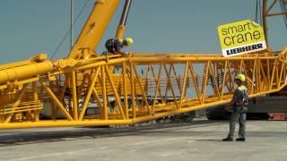 getlinkyoutube.com-Liebherr - LR 1500 crawler crane