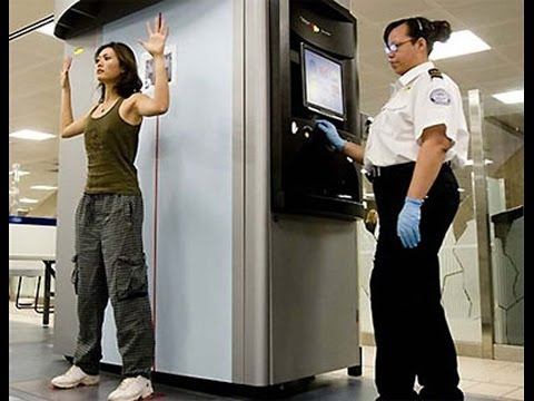 TSA Agent: Full Body Scanners Didn't Work, But Let Him See You Naked
