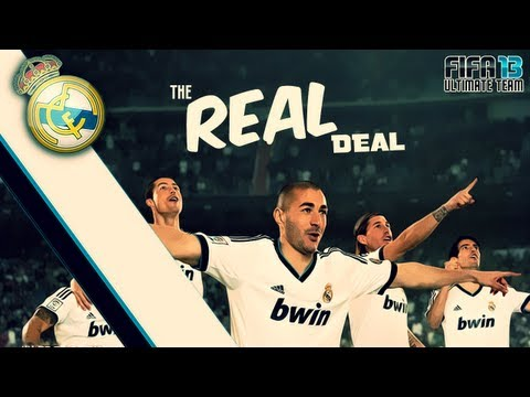 FIFA 13 Ultimate Team | The Real Deal - Episode 48: Getting Closer to Ronaldo!