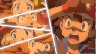 getlinkyoutube.com-Pokemon Amv Fletchlinder evoluciona| Talonflame vs Moltres!!!