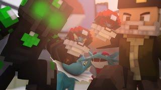 getlinkyoutube.com-PROBANDO EL NUEVO ESTADIO! | Willyrex Vs sTaXx | Pokemon Lucky Block