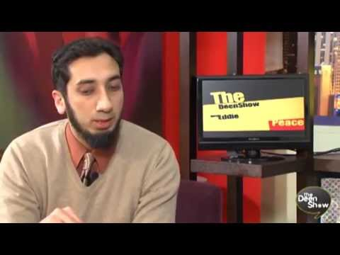 Argument, Why Men Don't Wear Hijab? - Ustadh Nouman Ali Khan - 2013