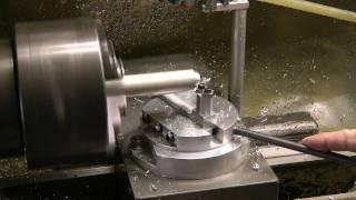 getlinkyoutube.com-Radius Maker voor Weiler LZ 280 draaibank (1080p HD)