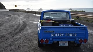 Morrie's Heritage Road Trip | 1977 Mazda Rotary Pickup | Seattle to Minnesota