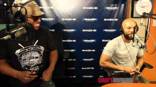 Common - Freestyle @ Sway In The Morning (Part 2)