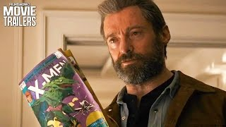 getlinkyoutube.com-LOGAN All New Trailer |  Hugh Jackman Superhero Movie