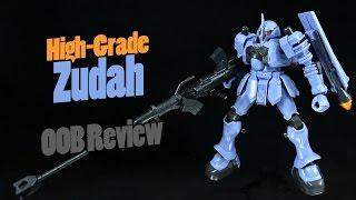 getlinkyoutube.com-988 - HGUC Zudah (OOB Review)