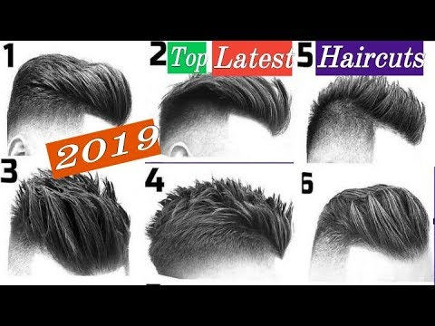 Download Thumbnail For Top Attractive Haircuts For Boys For 2019