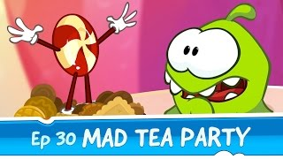 getlinkyoutube.com-Om Nom Stories: Mad Tea Party (Episode 30, Cut the Rope: Magic)