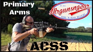 getlinkyoutube.com-Primary Arms 1-6x And 1-8x SFP Scopes With ACSS Reticle Comparison And Review (HD)