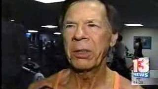 71 Year Old Bodybuilder Jim Shaffer