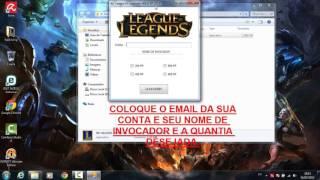 getlinkyoutube.com-Hacker Gerador de RP e IP Atualizado League Of Legends 2015 Free