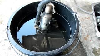 getlinkyoutube.com-audi vw egr cooler leak testing 1.9 avf engine