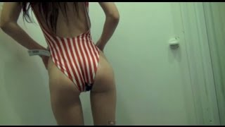 getlinkyoutube.com-That Flag Swimsuit... Jessica Dawn