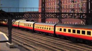 getlinkyoutube.com-London Road, OO Gauge Model Railway