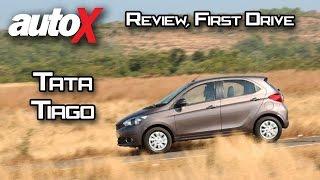 getlinkyoutube.com-Tata Tiago   First Drive   Review   autoX