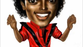 getlinkyoutube.com-Michael Jackson - Caricature - Speedpainting (by Riki Rosales)