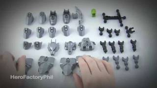 getlinkyoutube.com-LEGO Hero Factory MOC Tutorial: Crusher