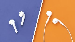 Apple AirPods Review: Fully Wireless! width=