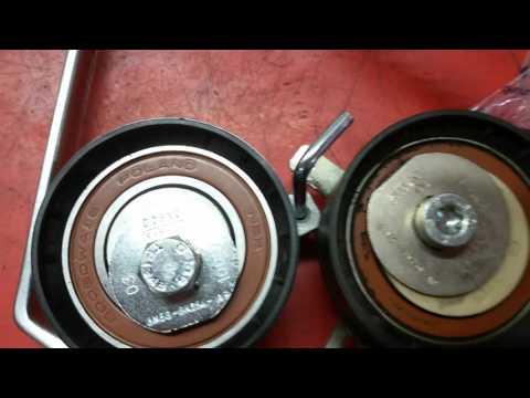 Ford Kuga 2 1.6 Ecoboost замена ремня грм!