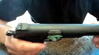 getlinkyoutube.com-Browning 9mm WW2 Canadian Issue Review.AVI