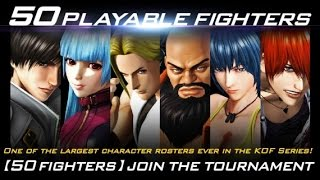 getlinkyoutube.com-The King of Fighters XIV - Gameplay PS4