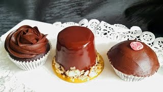 getlinkyoutube.com-جناش الشوكولاتة من غير كريمة