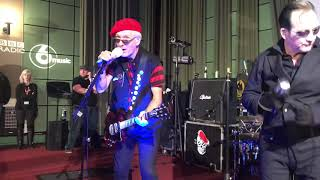 The Damned - at the BBC Radio 6 Christmas Punk Party