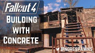 getlinkyoutube.com-Fallout 4 Guide - Building with Concrete