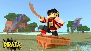 getlinkyoutube.com-Minecraft: SKY WARS ASA DELTA - SOU PIRATA SOU! ‹ AM3NIC ›
